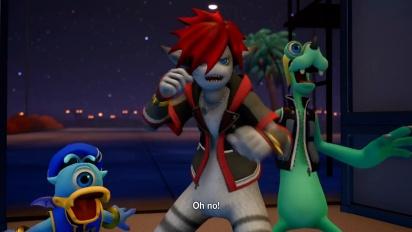 Kingdom Hearts III - D23 Expo Japan 2018 Trailer (English version)