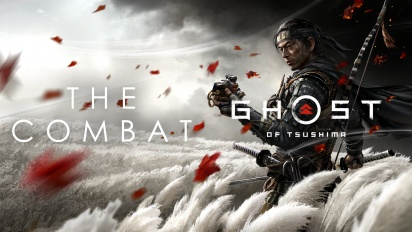 Ghost of Tsushima - The Combat (Sponsored)