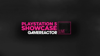 Playstation 5 Showcase - Full show and pre-show