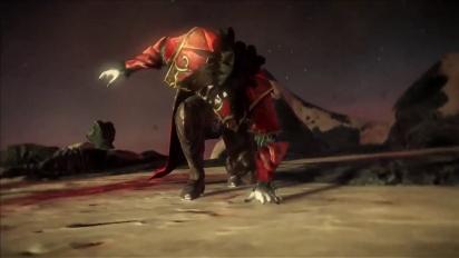 Castlevania: Lords of Shadow 2 - Vampiric Abilities