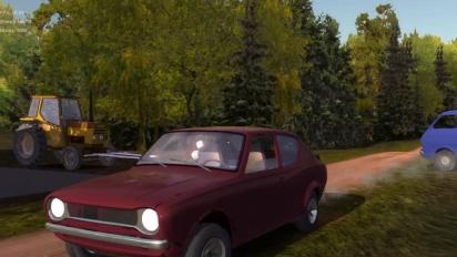 My Summer Car – Hvad handler det om - Let's Play med udvikleren Johannes Rojola