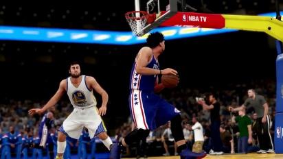 NBA 2K16 - Play Now Online Trailer