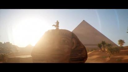 Assassin's Creed: Origins - Birth of the Brotherhood Trailer