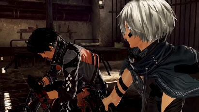 God Eater 3 - Rise Above a World of Desolation Trailer