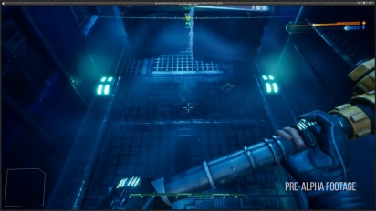 System Shock Remake - Final Art KS Preview