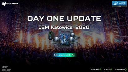 IEM Katowice 2020 - Day 1 Update (Pre-Cancellation)
