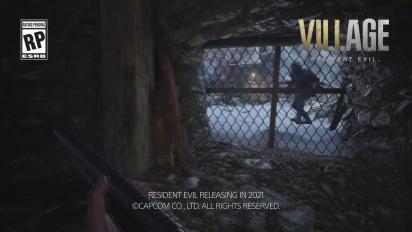 Resident Evil Village - Naomi Osaka plays on PS5