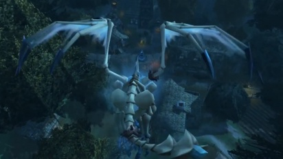 World of Warcraft: Shadowlands - Pre-Launch Event Trailer