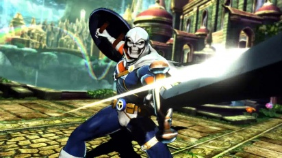 Marvel vs Capcom 3: Fate of Two Worlds - Taskmaster Trailer