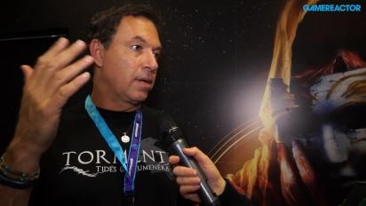 Torment: Tides of Numenera - Brian Fargo Interview
