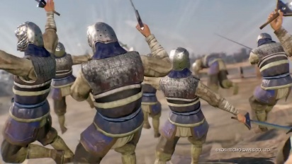 Dynasty Warriors 9 - Launch Trailer