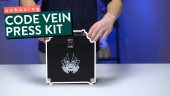 Code Vein - Press Kit Unboxing