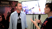 GC 12: Neverwinter - Interview