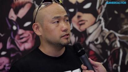 GC 13: The Wonderful 101 - Hideki Kamiya Interview