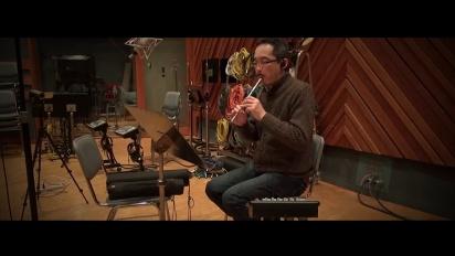 Mario Kart 8 - Wild Woods Music Recording Trailer