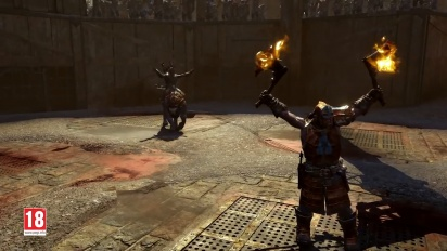 Middle-earth: Shadow of War - Online Fight Pits Trailer