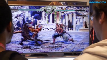 Soul Calibur VI - PAX 2018 Gameplay