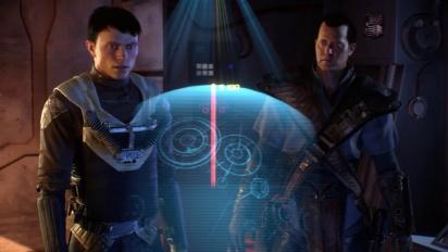 Star Wars 1313 - E3 2012 B-Roll Clip 1