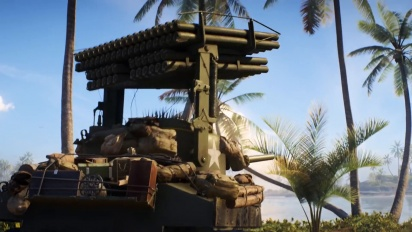Battlefield V - Wake Island Overview Trailer
