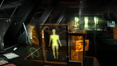 Dead Space 2 - Smoke and Mirrors Dev Diary