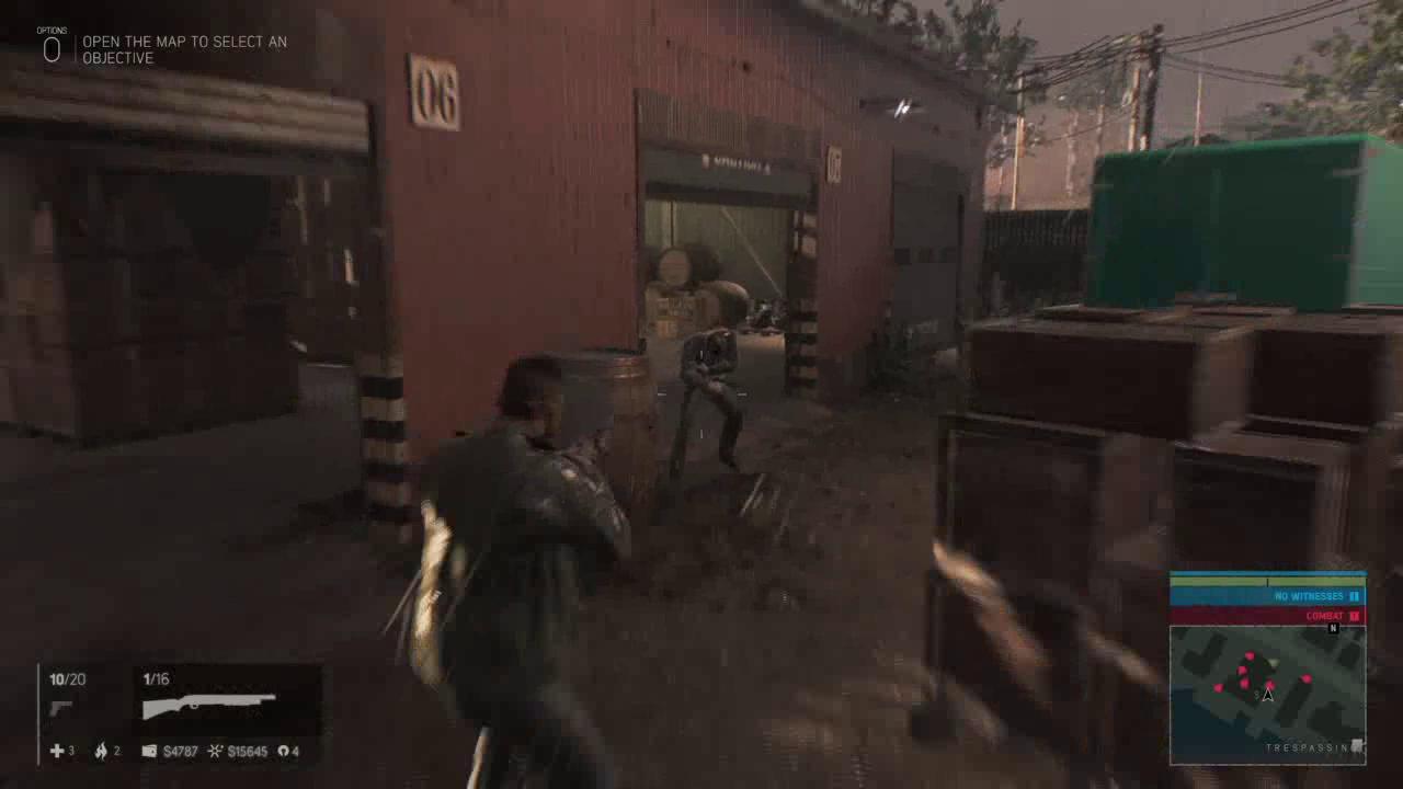 Killing enforcers - Mafia III