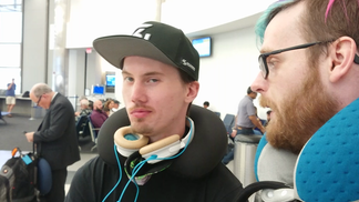 E3 17 : Last Update from the Airport