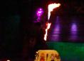 GC 17 fire in super slowmotion