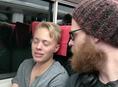 TGS17: Dóri and Mathias arrive!
