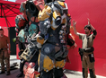 E3 18: EA Play Anthem Cosplay