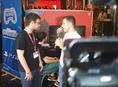 Gamelab 2019 interview setting