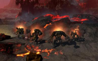 Warhammer 40,000: Dawn of War 2 - Retribution